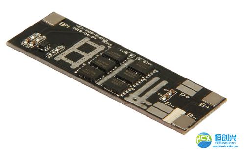 3.7v锂电池保护板原理图之保护电路工作原理分析