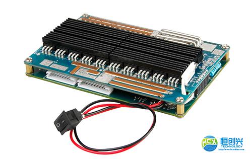 锂电池保护板是如何对锂电池停止短路维护的呢?