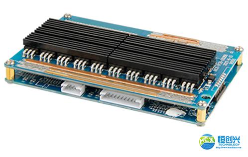 锂电池保护板组成