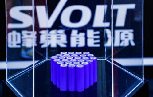 蜂巢能源软包HEV电池惊艳亮相国际电池技术展会