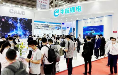 中航锂电不起火技术及产品全球首秀