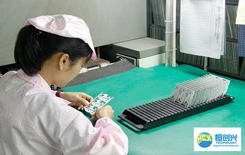 锂电池保护板接线教程