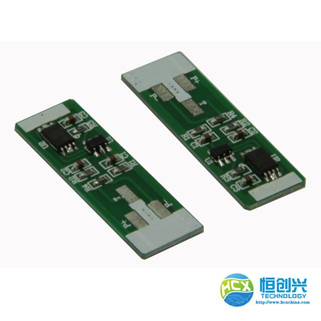 2串2A HCX-1510移动电源锂电池保护板