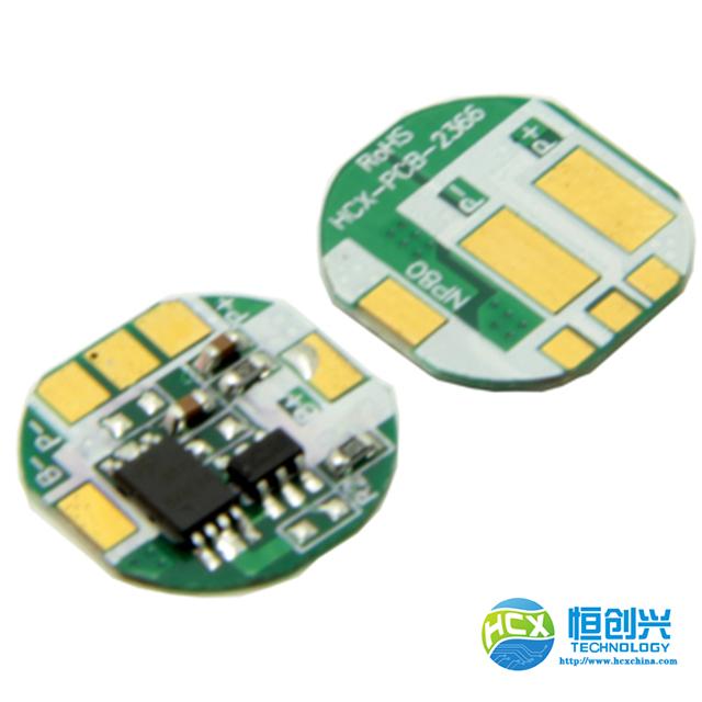 1串2A HCX-2366笔记本电脑锂电池保护板