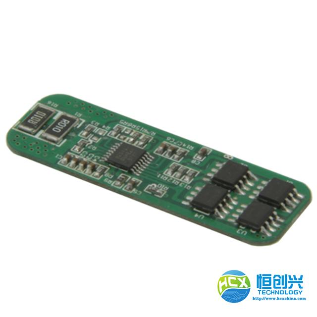3-4串8A HCX-D019V1电动工具锂电池保护板