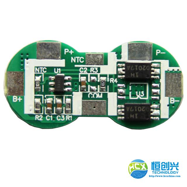 2串5A HCX-D096V1数码3C锂电池保护板