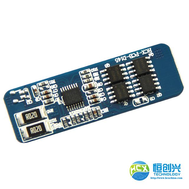 3-4串8A HCX-D145无人机锂电池保护板