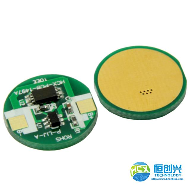 1串2A HCX-1497A手机数码锂电池保护板