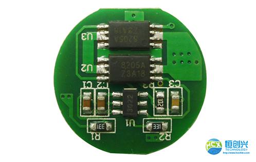 简单的说下锂电池保护板怎么维修