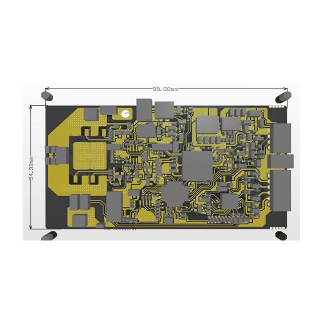 012 MOS bms软件通讯锂电池保护板